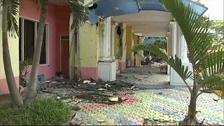 Erdbeben: Tote, Verletzte und Sachschäden auf philippinischer Insel