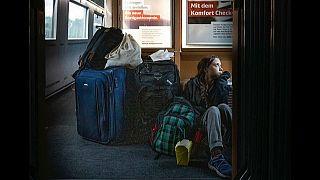 """Грета Тунберг vs. Deutsche Bahn: протест из """"первого класса"""""""