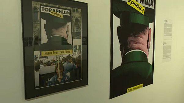 Fotókiállítás Budapesten a rendszerváltásról