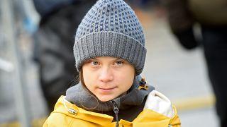 Dünya liderleri için 'onları duvarın önüne dizmeliyiz' diyen Greta Thunberg özür diledi