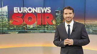 Euronews Soir : l'actualité du lundi 16 décembre 2019