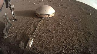 InSight: Περισσότεροι από 300 σεισμοί στον Άρη