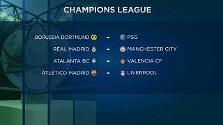 """Real Madrid-Manchester City: """"előrehozott döntő"""" a BL-ben"""