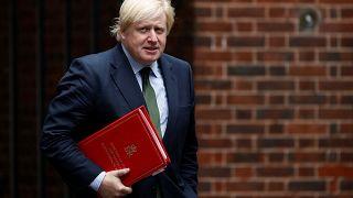 """جونسون يبدأ تنفيذ """"بريكست"""" بعرض مشروع قانون الإنسحاب على البرلمان"""