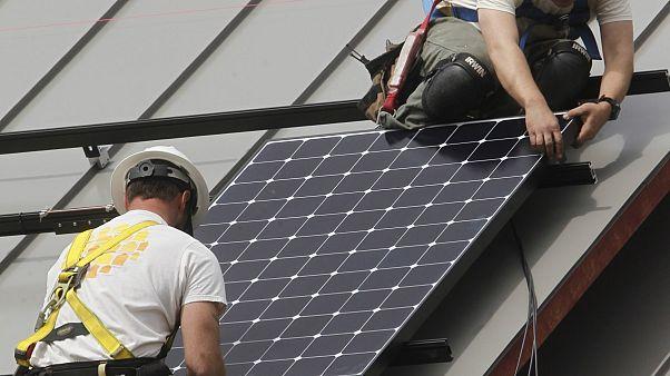 AB güneş enerjisi pazarı 2019 yılında yüzde 100'den fazla büyüme kaydederek rekor kırdı