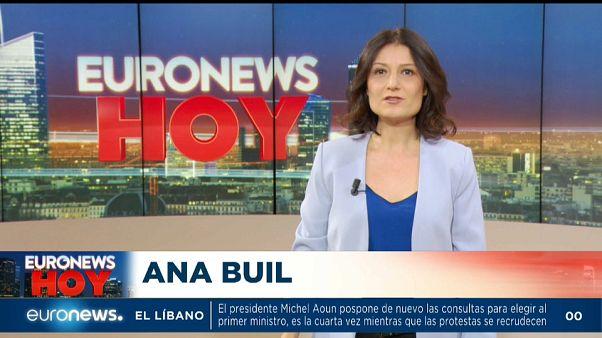 Euronews Hoy | Las noticias del lunes 16 de diciembre de 2019