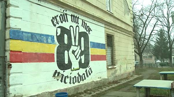30 anos da Revolução Romena em Timisoara