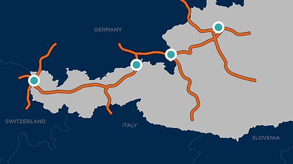 Grenze zu Deutschland: Hier gibt es in Österreich keine Maut mehr