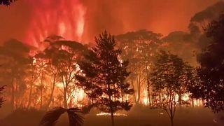 Опасно жаркая Австралия