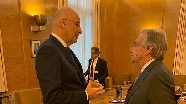 Ν. Δένδιας: Ανύπαρκτα τα μνημόνια συνεργασίας Τουρκίας- Λιβύης