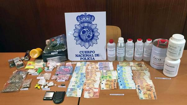 Police arrest 11 across Europe in counterfeit euro banknotes investigation