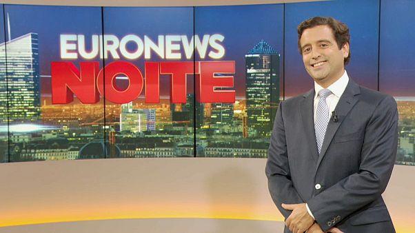 Euronews Noite | As notícias do Mundo de 16 de dezembro de 2019