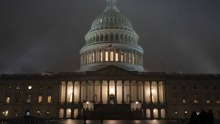 مبنى الكابيتول في واشنطن