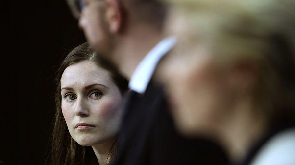 """Эстонский министр извинился, что назвал финского премьера """"продавщицей"""""""