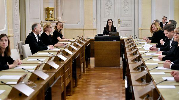 Finlandiya koalisyon hükümeti