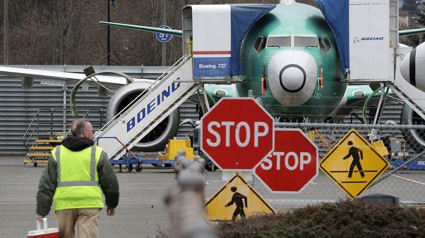 Boeing приостановит выпуск самолётов 737 MAX