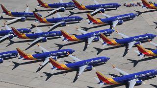 Boeing suspende produção dos 737 Max