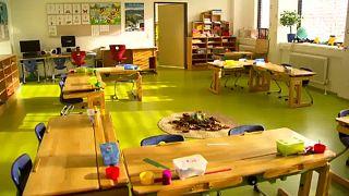 В Австрии из-за гриппа закрывают школы