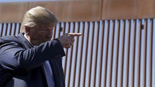 Pacto en EEUU para destinar 1.375 millones a la construcción del muro con México