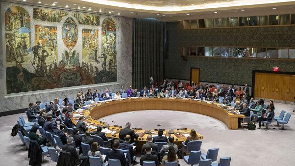 مجلس الأمن الدولي يدعو طرفي النزاع في ليبيا للتوصّل سريعاً لوقف لإطلاق النار