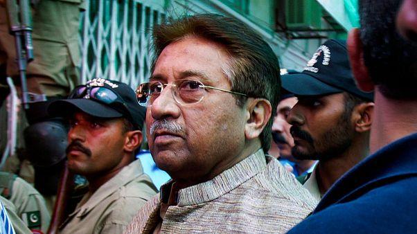 دادگاه ویژه پاکستان پرویز مشرف را به اعدام محکوم کرد