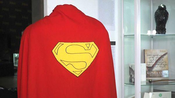 """Capa original do """"Super-Homem"""" vendida por quase 200.000 dólares"""