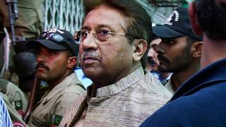 İdam cezasına çarptırılan Pakistan eski Cumhurbaşkanı Pervez Müşerref