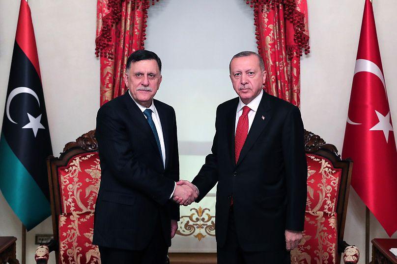 Mustafa Kamaci / TURKISH PRESIDENTIAL PRESS SERVICE / AFP