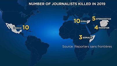 Euronews | Source Reporteros Sin Fronteras