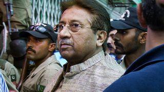 """Pakistan : L'ex-président Pervez Musharraf condamné à mort pour """"haute trahison"""""""