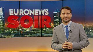 Euronews Soir : l'actualité du mardi 17 décembre 2019