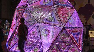 Taiwan, fiere e spettacolo di luci