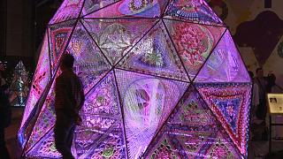 New Taipei s'illumine pour Noël