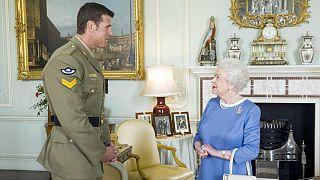 سرجوخه بن رابرتز اسمیت، عضو یگان ویژه نیروی هوایی ارتش استرالیا