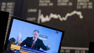کاهش ارزش پوند و افت شاخص بورسهای اروپایی با افزایش احتمال برکسیت سخت