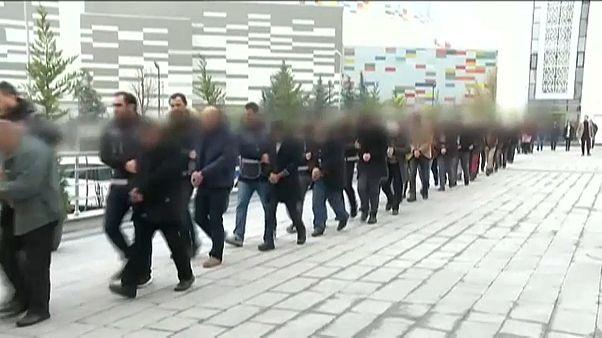Türkei: Über 200 mutmaßliche Gülen-Anhänger verhaftet