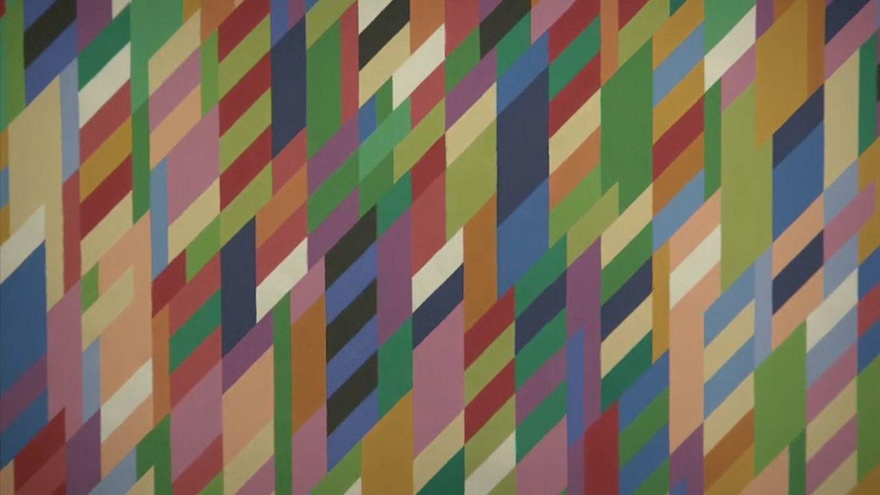 Bridget Riley, la pintura que desafía la percepción