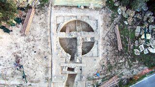 Encuentran tumbas de la realeza de la Edad de Bronce en Grecia