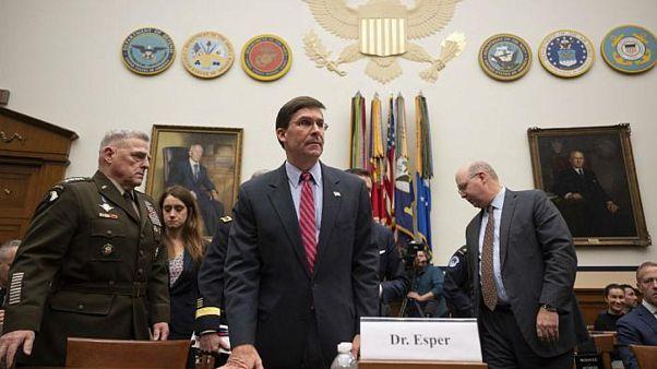 وزیر دفاع آمریکا: به گمانم ایران پشت حمله به پایگاههایمان در عراق بوده است