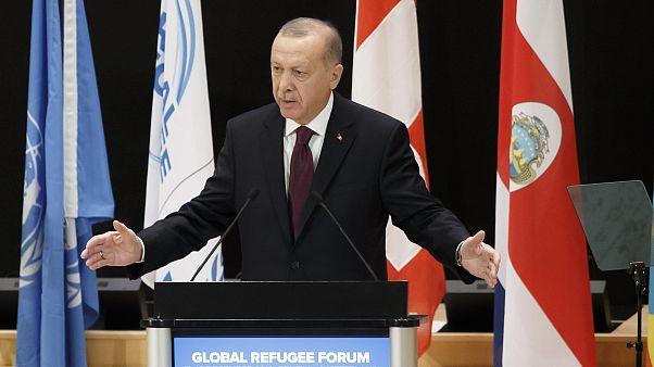 Ερντογάν: «Επεμβήκαμε στη Συρία γιατί η ΕΕ δεν βοήθησε οικονομικά για τους πρόσφυγες»