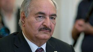 Libye : le maréchal Haftar promet son soutien au processus de paix
