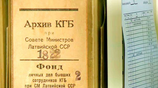 KGB-s múltfeltárás Lettországban