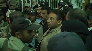 Pakistán condena a muerte al exdictador Pervez Musharraf