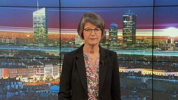 Euronews am Abend | Die Nachrichten vom 17.12.2019