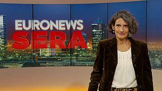 Euronews Sera   TG europeo, edizione di martedì 17 dicembre 2019