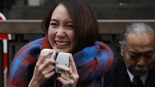 Japon gazeteci Shiori Ito