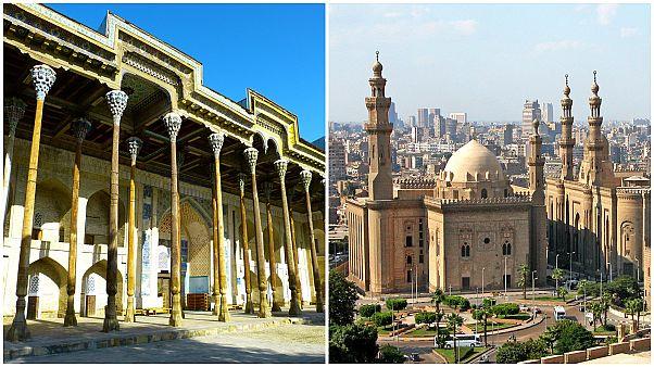 Buhara ve Kahire