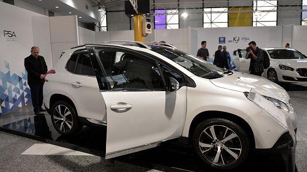İtalyan Fiat ile Fransız PSA dünyanın dördüncü büyük araç üreticisi olmak için anlaştı