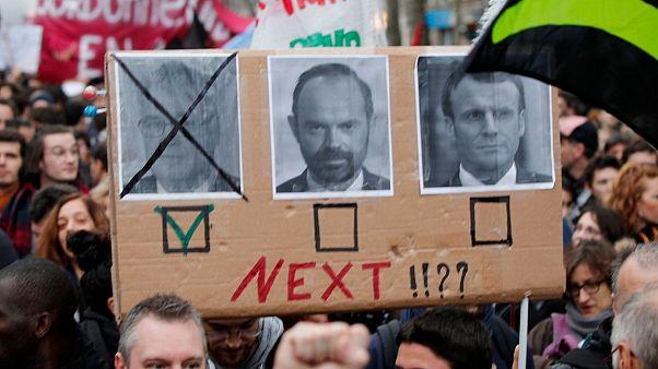 بحران اجتماعی و سیاسی در فرانسه؛ «آقای بازنشستگی» جدید منصوب شد