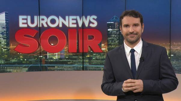 Euronews Soir : l'actualité du mercredi 18 décembre 2019
